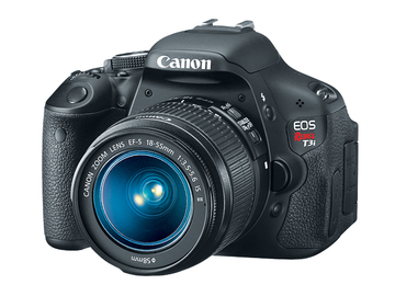 Rent: Canon EOS T3i Rebel