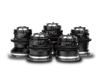Rent: Zeiss Duclos Cine Mod Primes 18 and 25mm EF mount