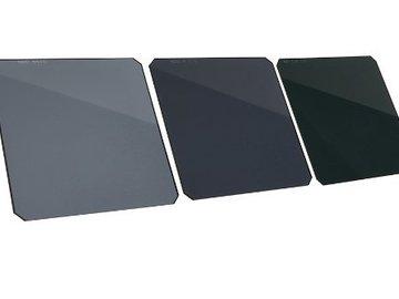 Rent: Tiffen 4x4 filter set ND, Pola, Promist