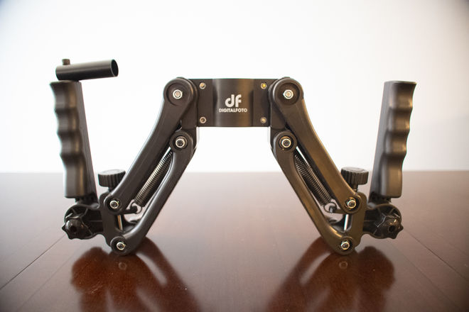 Digitalfoto DH04 Dual Spring Handle Gimbal Support