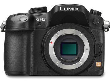 Rent: Panasonic Lumix GH3