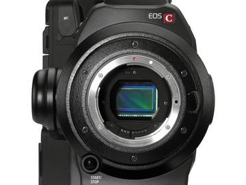 Rent: Canon C300 MKI