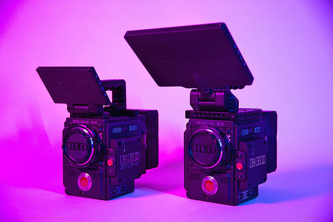 WEEKEND DEAL 2 REDS! RED Epic-W Helium 8K  & RED GEMINI!
