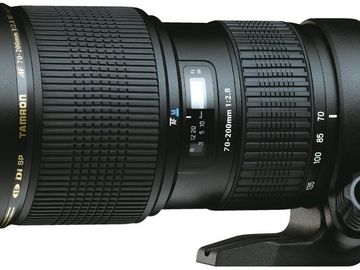 Tamron SP 70-200mm f/2.8 – Nikon OR Canon Mount