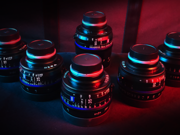 Zeiss Compact Prime CP.3 EF (6 Lens Set)