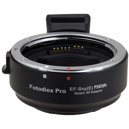Fotodiox Canon EF to Sony E Mount Lens Adapter