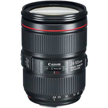 Canon EF 24-105mm f/4 L IS II USM Lens