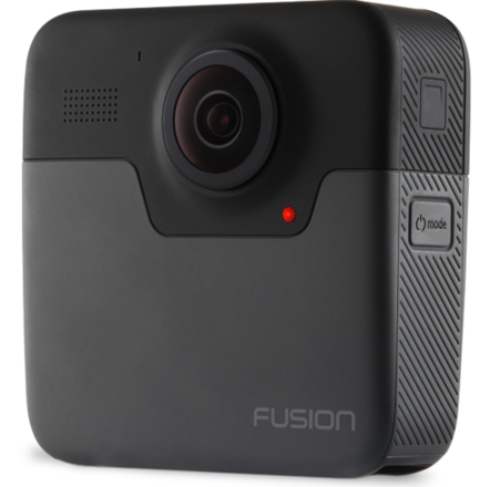 GoPro Fusion VR 360 Camera with extra batteries