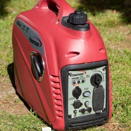 Powermate PM2000i inverter generator