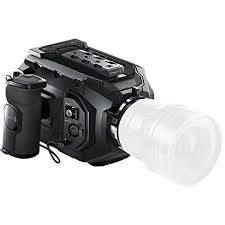 Blackmagic URSA Mini 4.6K EF Mount w/Production Kit