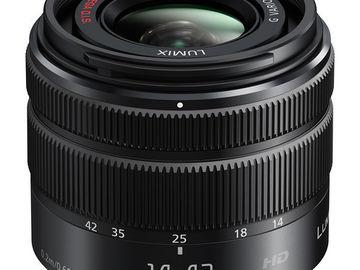 Lumix Panasonic 14-42mm f/3.5-5.6 OIS