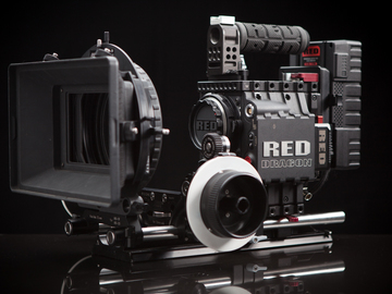Rent: Red Epic Dragon Body Only Kit