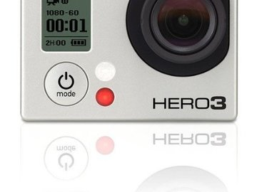 Rent: GoPro Hero 3 Camera