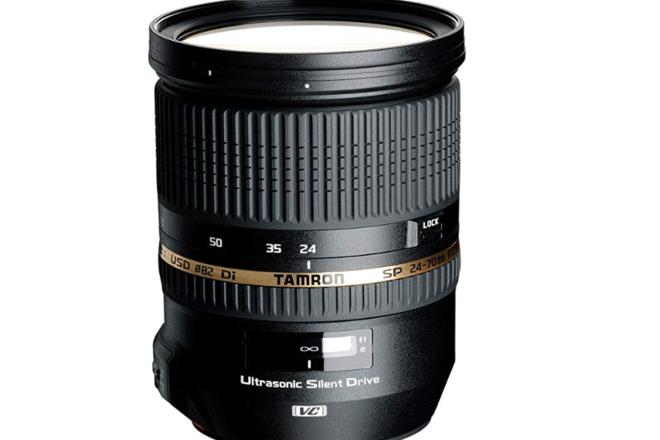 Tamron SP 24-70mm f/2.8 Di VC USD