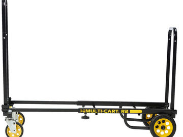 Rent: MultiCart 8-in-1 Equipment Transporter - R2 Micro