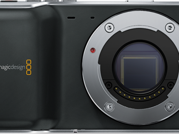 Rent: Blackmagic Pocket Cinema Camera w/3 lenses and IRND/Pola Set