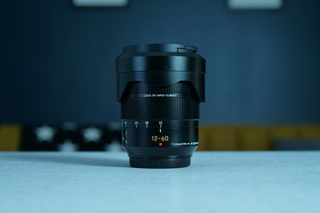 PANASONIC LUMIX Professional 12-60mm Camera Lens, Leica DG V