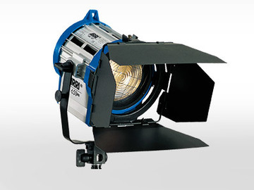 Rent: 5 C tands and 300W and 600W arri fresnell