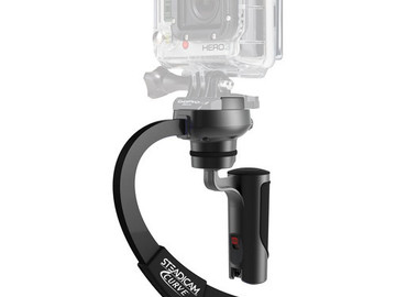 Steadicam Curve for GoPro Hero