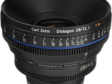 Rent: Zeiss CP.2 28mm T2.8 PL