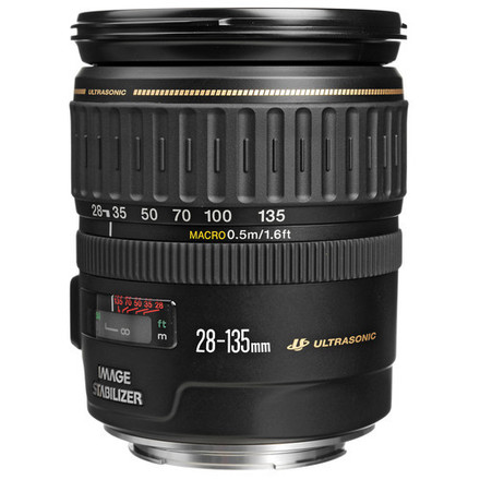 Canon 28-135mm F3.5-5.6 EF