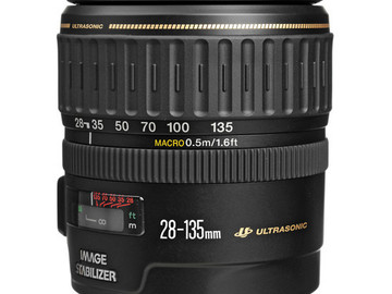 Rent: Canon 28-135mm F3.5-5.6 EF
