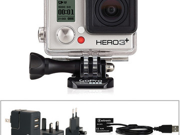 Rent: GoPro Hero 3+