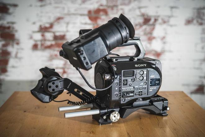 Sony PXW-FS7 XDCAM Super 35 Camera Kit