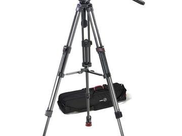 Rent: Sachtler 0750 FSB-8T Tripod System with Speed Lock 75 Tripod