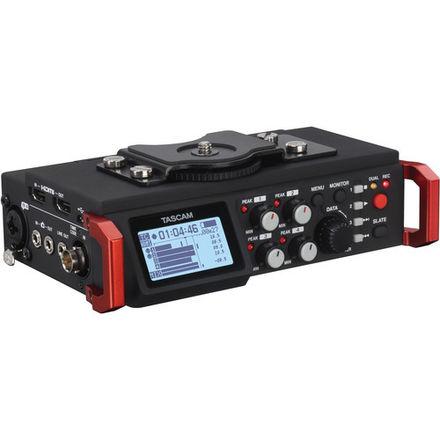 UPDATED! Sound Kit - Tascam DR-701D, Sennheiser ME66