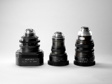 Rent: Lomo High Speed Anamorphic Primes