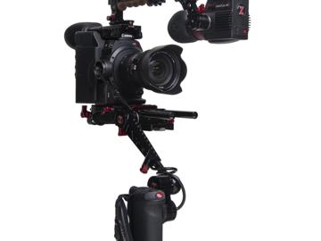 Rent: Zacuto C300 Mark II EVF Recoil Pro V2 + more accessories