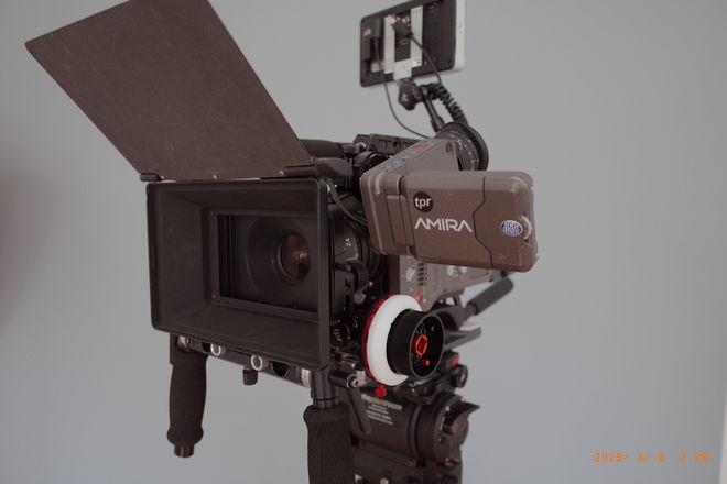 ARRI Amira Premium Package - Small HD,  FF, Matte Box