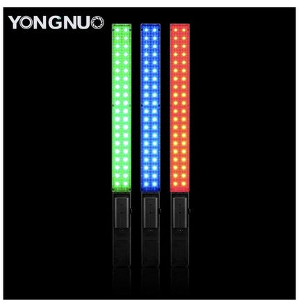 2 YungNuo YN360 LED's