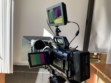 Blackmagic URSA Mini Pro 4.6k  Cinema Package [EF Mount]