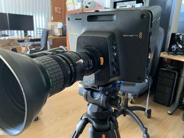 Blackmagic Design Studio Camera 4K Package
