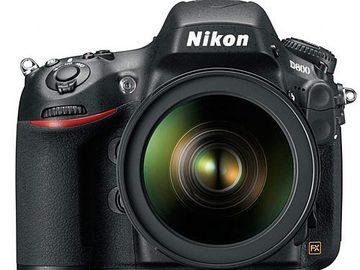 Nikon D800 (32MP) Body Only