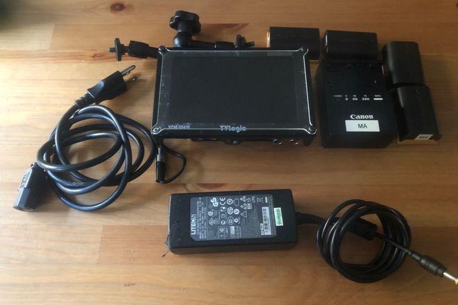 "TV Logic VFM-056W 5.6"" SDI/HDMI Monitor"