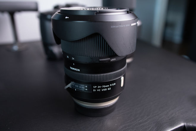 **WEEKDAYS** Tamron 24-70 2.8 G2