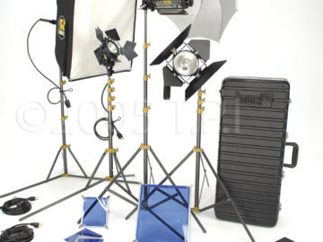 Rent: Studio Lighting Kit (in-house)