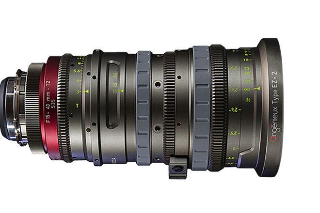 Angenieux EZ-2 S35 15-40mm T2 Cinema Lens PL Mount