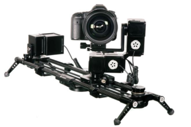 Cinetics Axis360 Motorized Slider