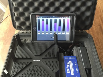 Luminair Wireless DMX Package