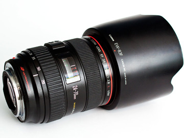 Rent: Canon EF 24-70mm f/2.8L
