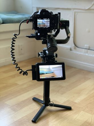 Rent a Sony a7iii, Ronin S, Atomos, Small Rig, TAMRON 28-75