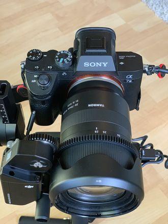 Sony a7 III  & TAMRON 28-75mm F/2.8 Di III RXD