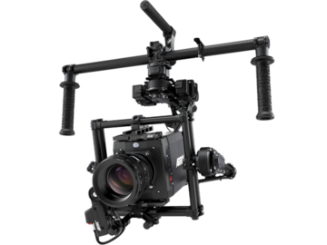 Rent: FREEFLY MOVI M15 + Connex Mini transmitter