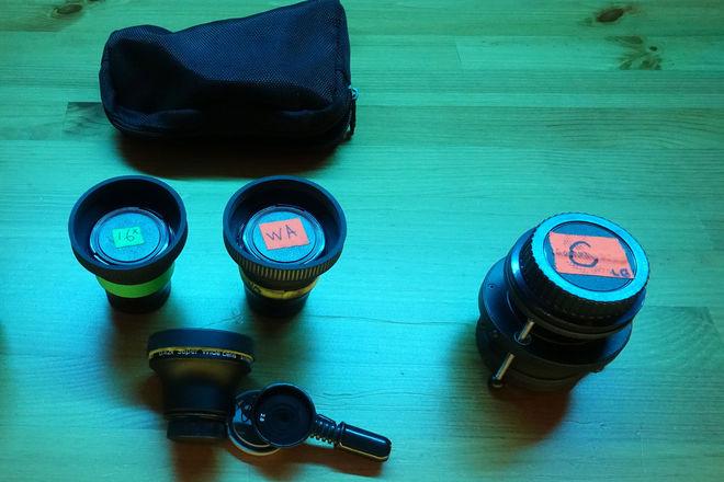 Lensbaby Control Freak (EF mount)