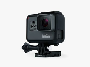 Rent: GoPro HERO6 Black w/ 3 batts and charger
