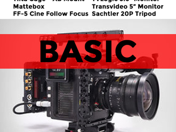 Rent: Arri Alexa Mini - 4:3 License - Basic Package, no lenses